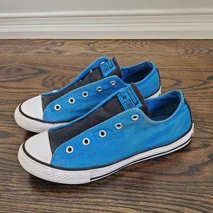Converse Blue Sneakers Junior Size 4